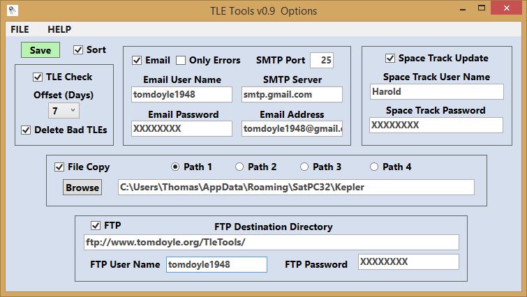 TLE Tools Advanced